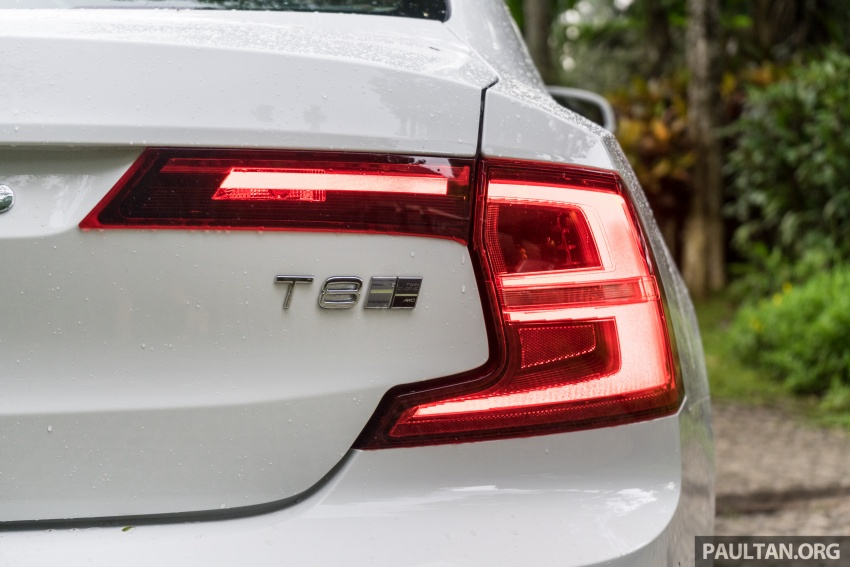 Volvo S90 T8 Twin Engine Inscription CKD launched, 407 hp and 640 Nm plug-in hybrid, from RM368,888 Image #721979
