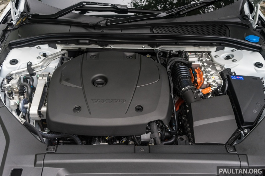 Volvo S90 T8 Twin Engine Inscription CKD launched, 407 hp and 640 Nm plug-in hybrid, from RM368,888 Image #722017