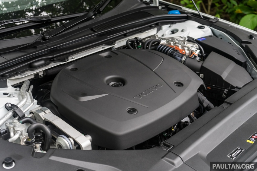 Volvo S90 T8 Twin Engine Inscription CKD launched, 407 hp and 640 Nm plug-in hybrid, from RM368,888 Image #722018