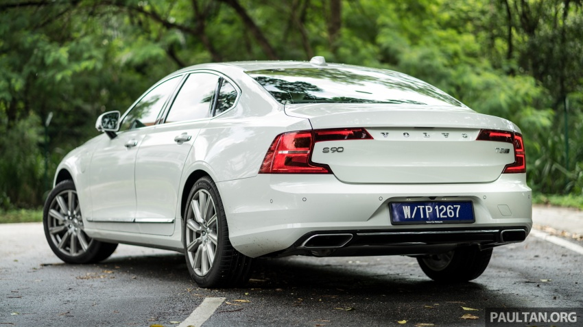 Volvo S90 T8 Twin Engine Inscription CKD launched, 407 hp and 640 Nm plug-in hybrid, from RM368,888 Image #721980