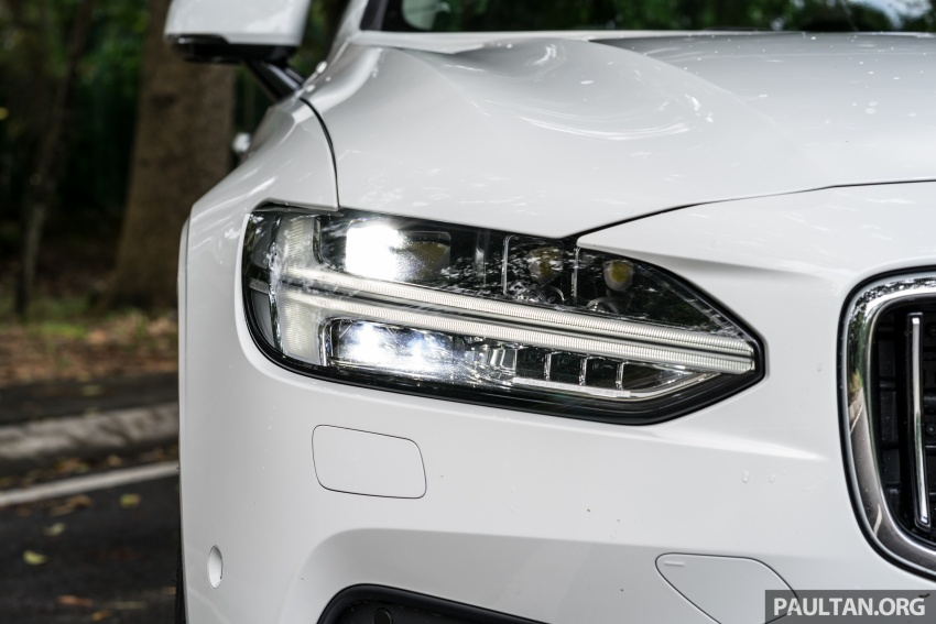 Volvo S90 T8 Twin Engine Inscription CKD launched, 407 hp and 640 Nm plug-in hybrid, from RM368,888 Image #721983