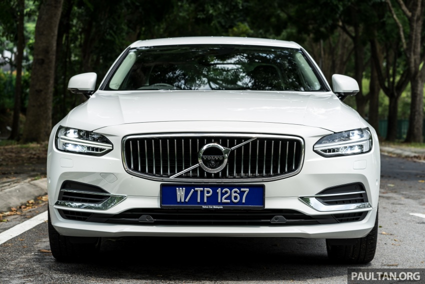 Volvo S90 T8 Twin Engine Inscription CKD launched, 407 hp and 640 Nm plug-in hybrid, from RM368,888 Image #721988