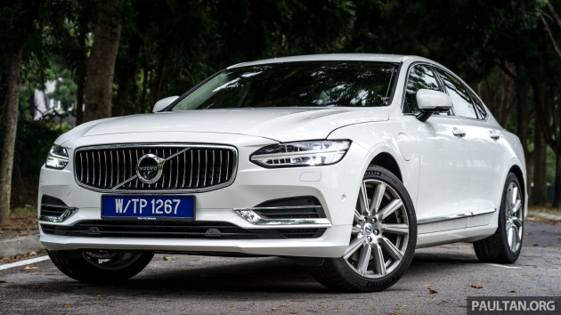 Volvo S90 T8 Twin Engine Inscription Ckd Launched 407 Hp And 640 Nm Plug In Hybrid From Rm368 888