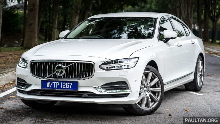 Volvo S90 T8 Twin Engine Inscription CKD launched, 407 hp and 640 Nm plug-in hybrid, from RM368,888 Image #721990