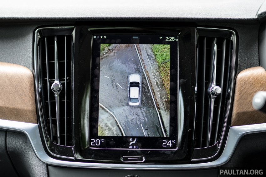 Volvo S90 T8 Twin Engine Inscription CKD launched, 407 hp and 640 Nm plug-in hybrid, from RM368,888 Image #722020
