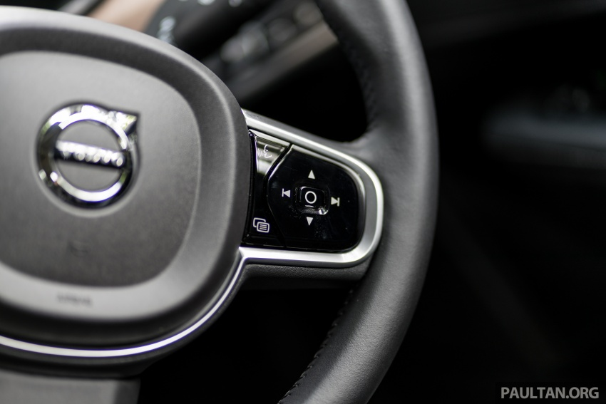 Volvo S90 T8 Twin Engine Inscription CKD launched, 407 hp and 640 Nm plug-in hybrid, from RM368,888 Image #722023