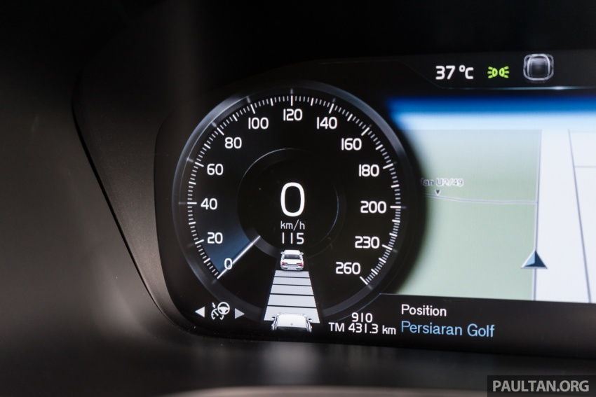 Volvo S90 T8 Twin Engine Inscription CKD launched, 407 hp and 640 Nm plug-in hybrid, from RM368,888 Image #722030