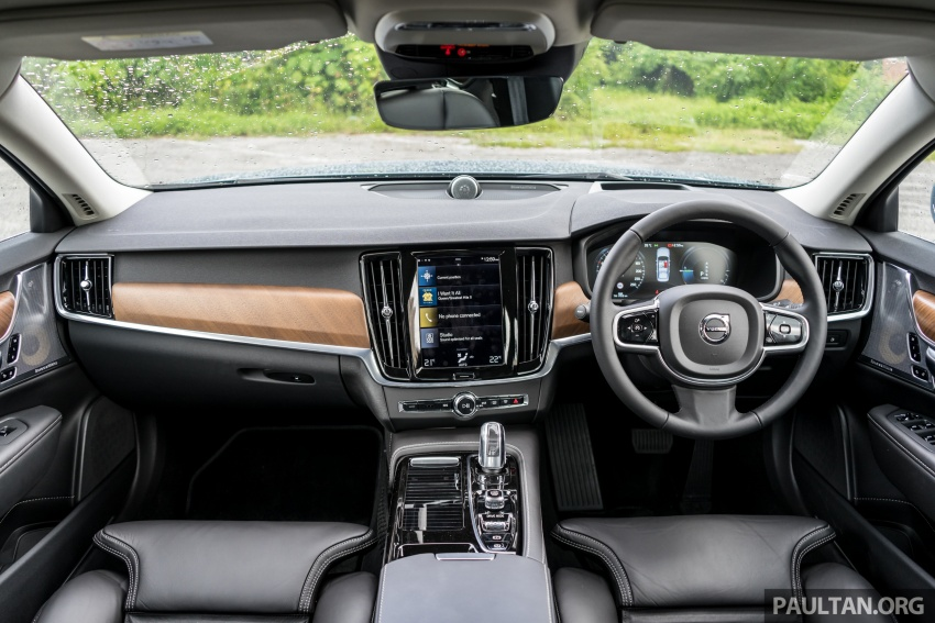 Volvo S90 T8 Twin Engine Inscription CKD launched, 407 hp and 640 Nm plug-in hybrid, from RM368,888 Image #721932