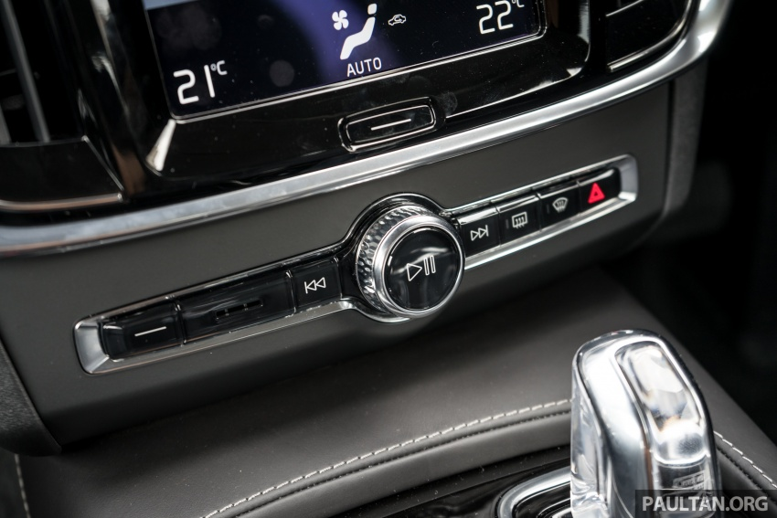 Volvo S90 T8 Twin Engine Inscription CKD launched, 407 hp and 640 Nm plug-in hybrid, from RM368,888 Image #721942