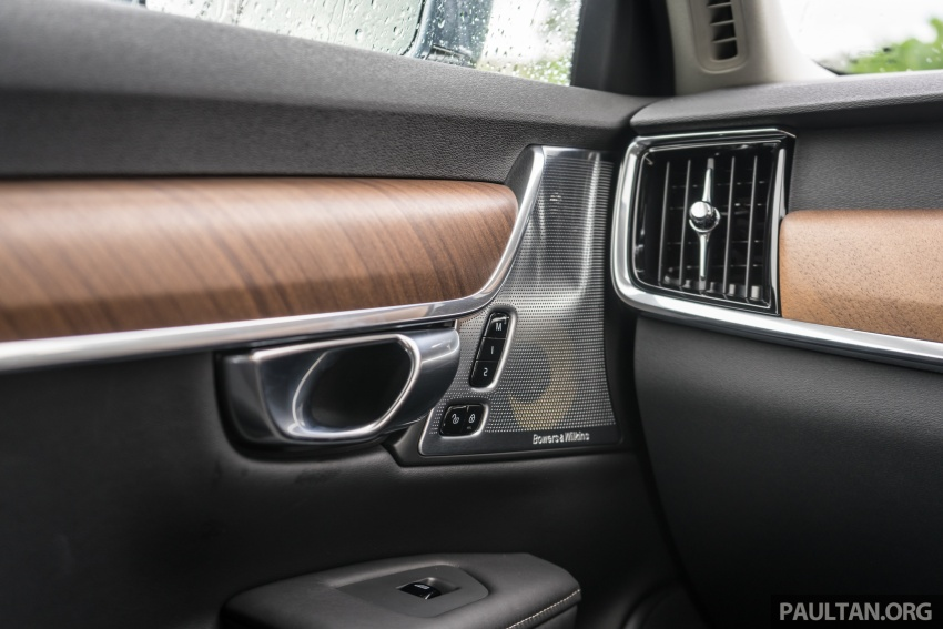 Volvo S90 T8 Twin Engine Inscription CKD launched, 407 hp and 640 Nm plug-in hybrid, from RM368,888 Image #721946