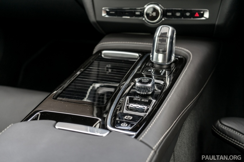 Volvo S90 T8 Twin Engine Inscription CKD launched, 407 hp and 640 Nm plug-in hybrid, from RM368,888 Image #721938