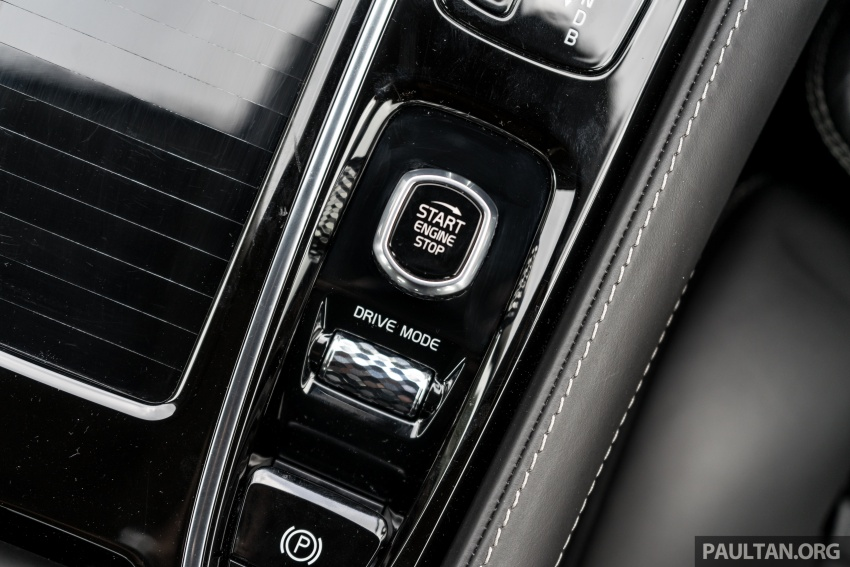 Volvo S90 T8 Twin Engine Inscription CKD launched, 407 hp and 640 Nm plug-in hybrid, from RM368,888 Image #721939