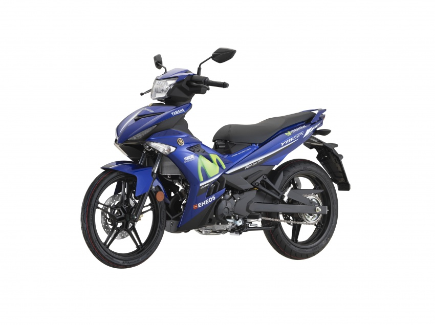 2018 Yamaha Y15ZR SE GP Edition released – RM8,891 Image #721147