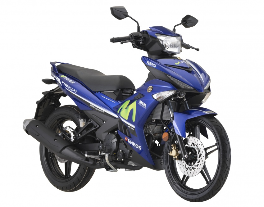 2018 Yamaha Y15ZR SE GP Edition released – RM8,891 Image #721148