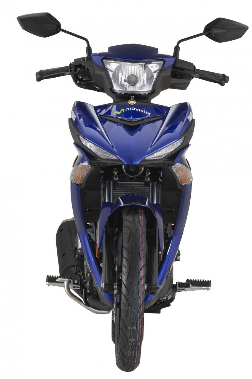 2018 Yamaha Y15ZR SE GP Edition released – RM8,891 Image #721151