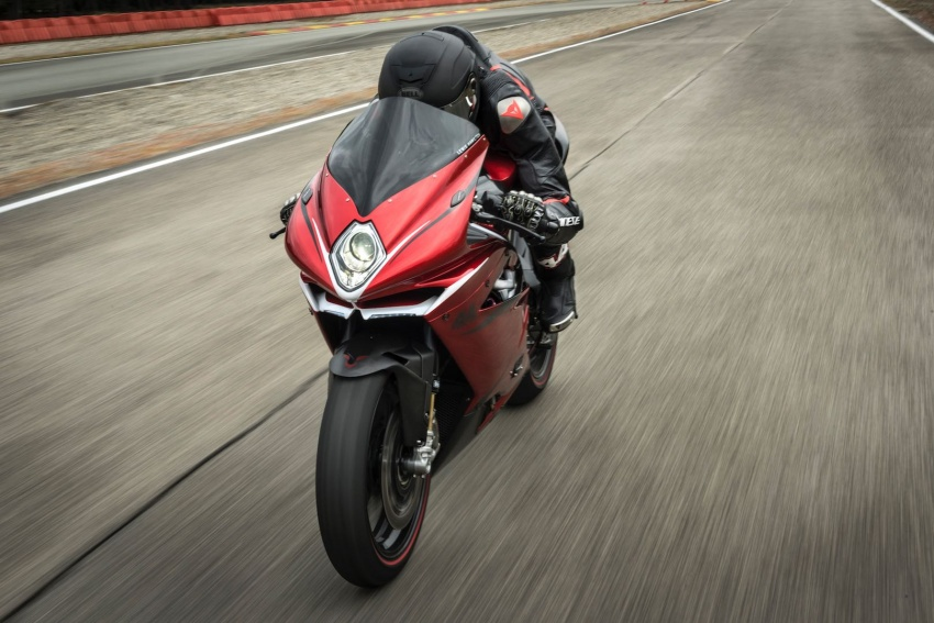MV Agusta shows 2018 F4 LH44 and F4 RC superbikes Image #722455