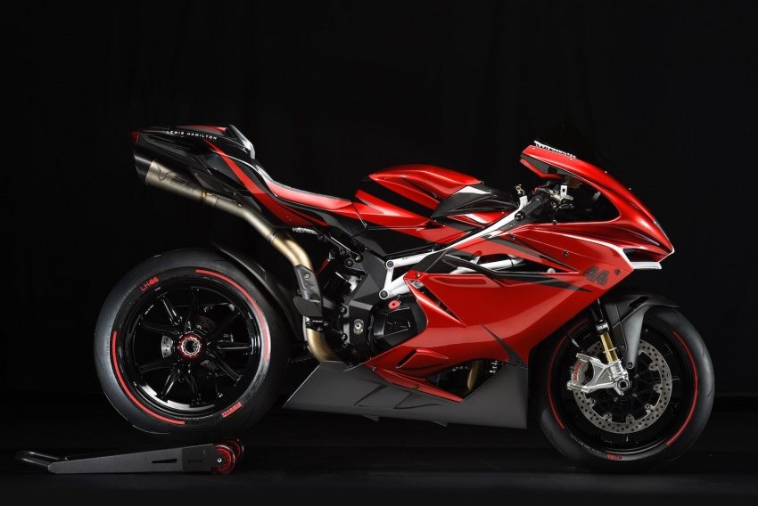 MV Agusta shows 2018 F4 LH44 and F4 RC superbikes Image #722456
