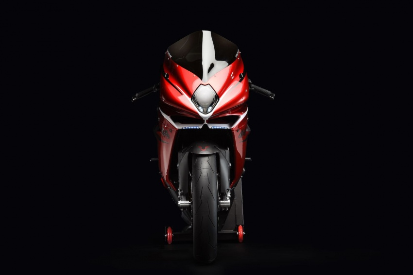 MV Agusta shows 2018 F4 LH44 and F4 RC superbikes Image #722457