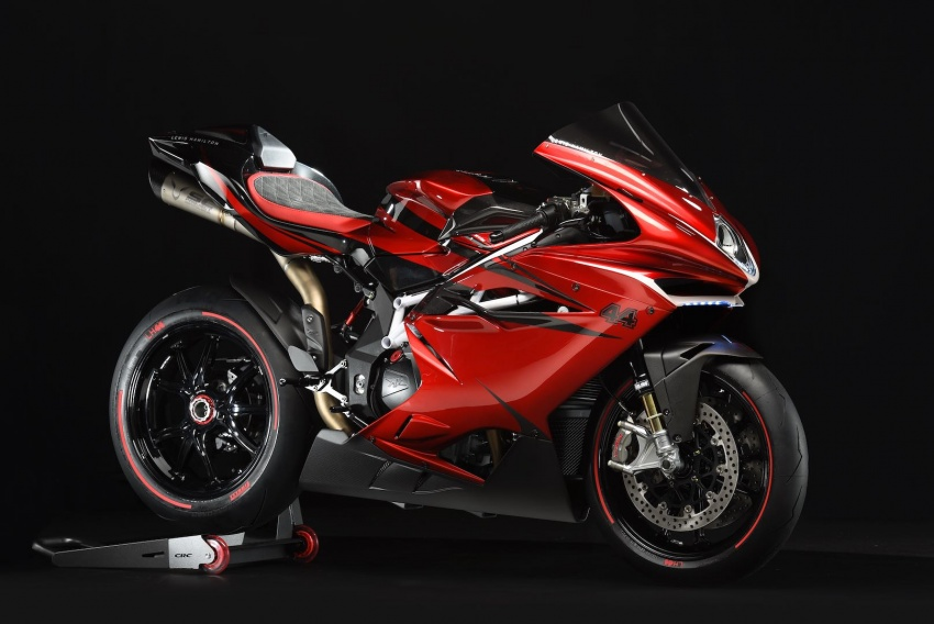 MV Agusta shows 2018 F4 LH44 and F4 RC superbikes Image #722458