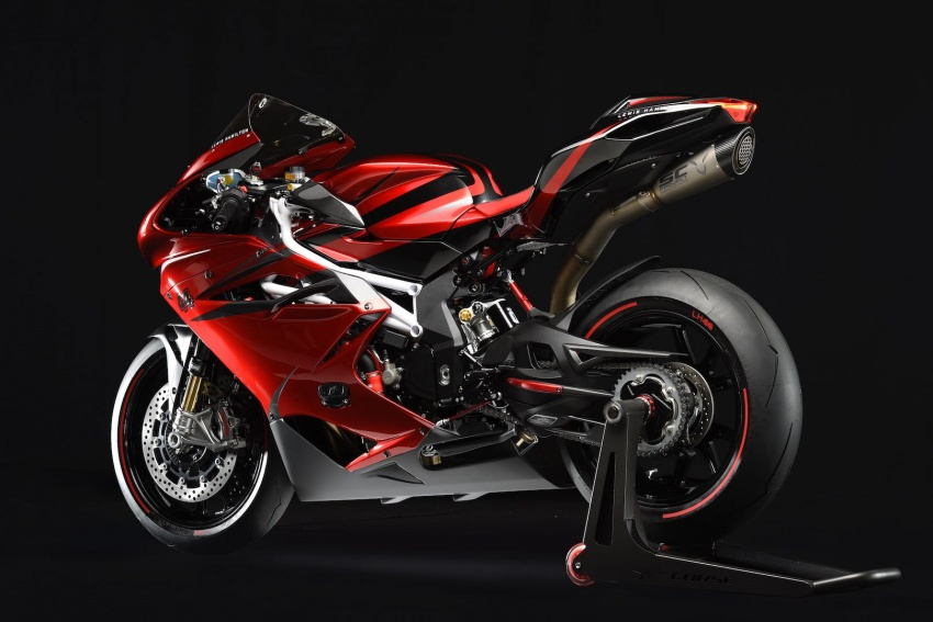 MV Agusta shows 2018 F4 LH44 and F4 RC superbikes Image #722460