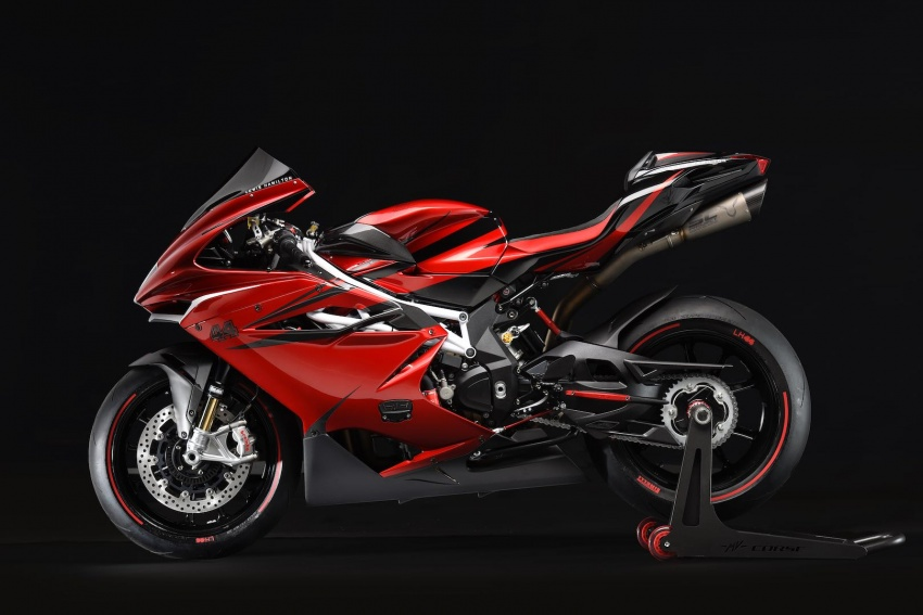 MV Agusta shows 2018 F4 LH44 and F4 RC superbikes Image #722461