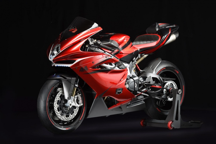 MV Agusta shows 2018 F4 LH44 and F4 RC superbikes Image #722462