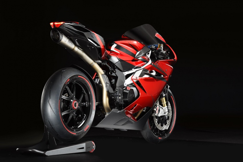 MV Agusta shows 2018 F4 LH44 and F4 RC superbikes Image #722463