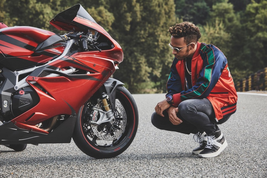 MV Agusta shows 2018 F4 LH44 and F4 RC superbikes Image #722450