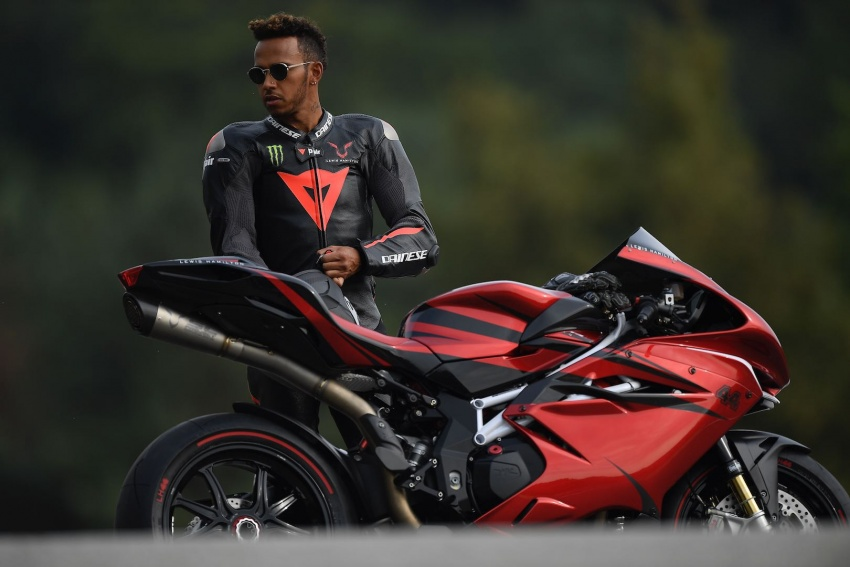 MV Agusta shows 2018 F4 LH44 and F4 RC superbikes Image #722452