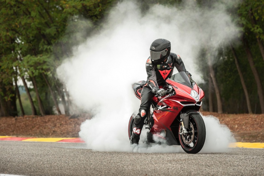 MV Agusta shows 2018 F4 LH44 and F4 RC superbikes Image #722454