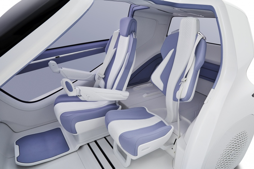 Toyota Concept-i Ride and Walk unveiled, Tokyo debut Image #726148
