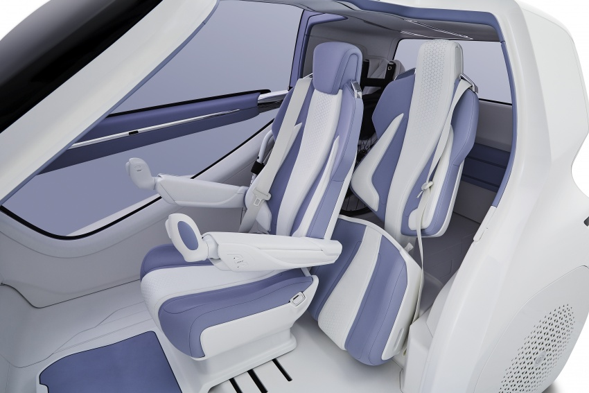 Toyota Concept-i Ride and Walk unveiled, Tokyo debut Image #726149
