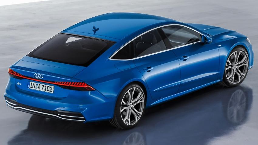 2018 Audi A7 Sportback – all models hybrid, Audi AI Image #726231