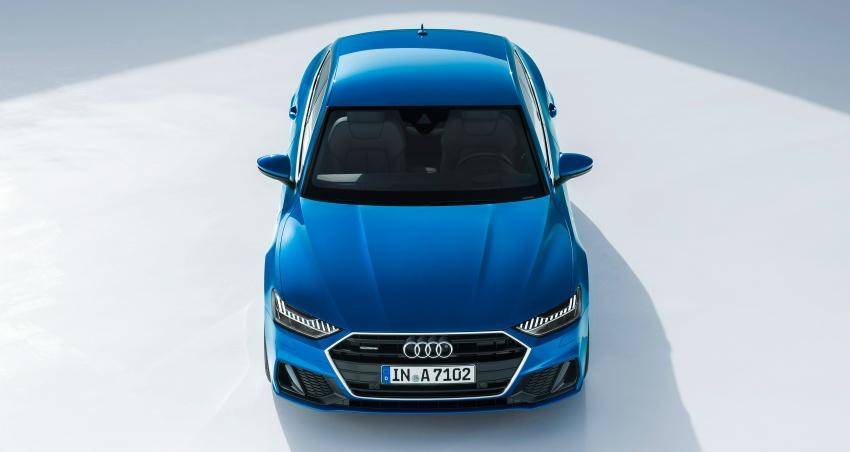 2018 Audi A7 Sportback – all models hybrid, Audi AI Image #726232