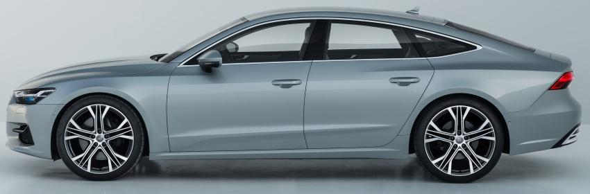 2018 Audi A7 Sportback – all models hybrid, Audi AI Image #726237