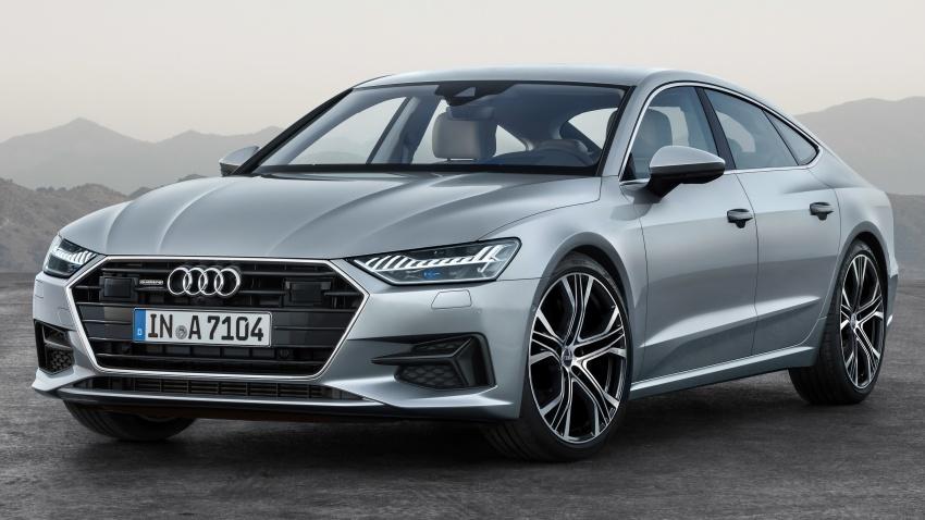 2018 Audi A7 Sportback – all models hybrid, Audi AI Image #726245