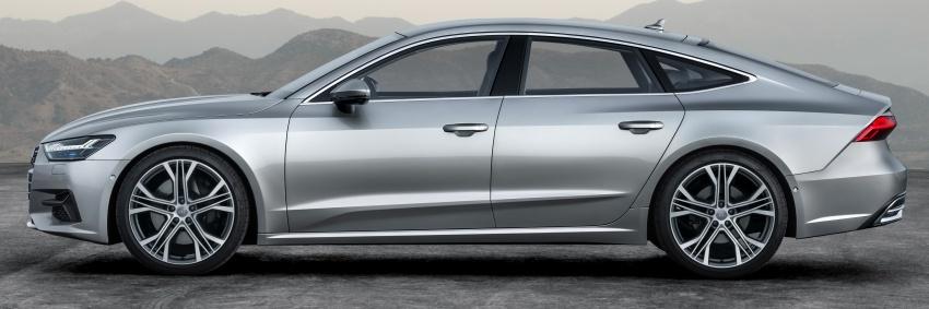 2018 Audi A7 Sportback – all models hybrid, Audi AI Image #726246