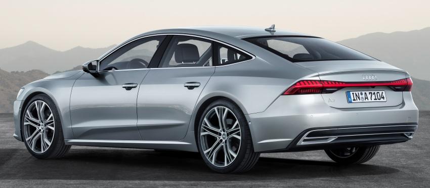 2018 Audi A7 Sportback – all models hybrid, Audi AI Image #726247