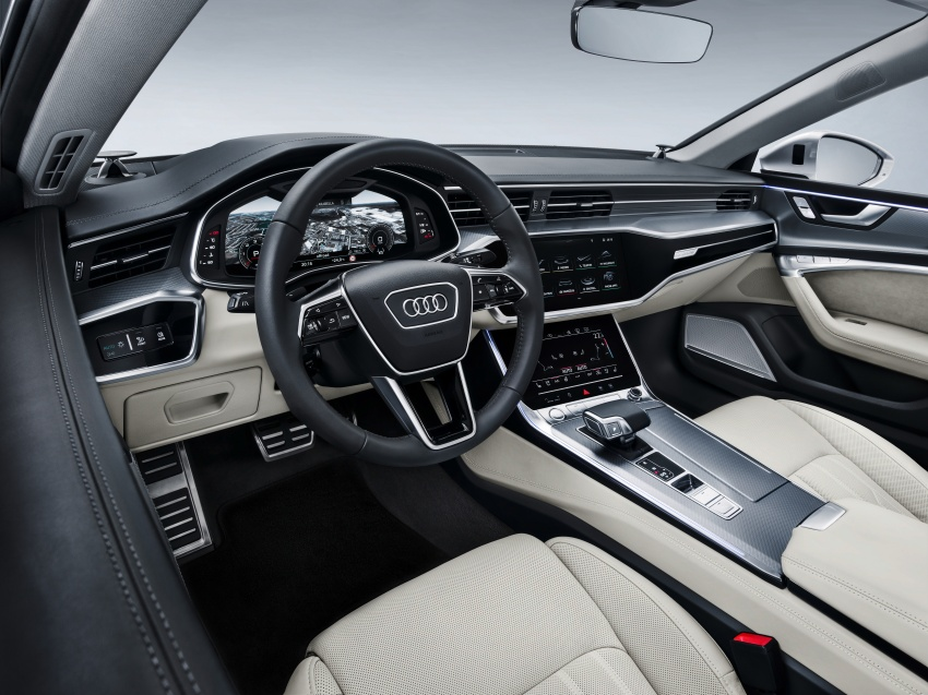 2018 Audi A7 Sportback – all models hybrid, Audi AI Image #726251