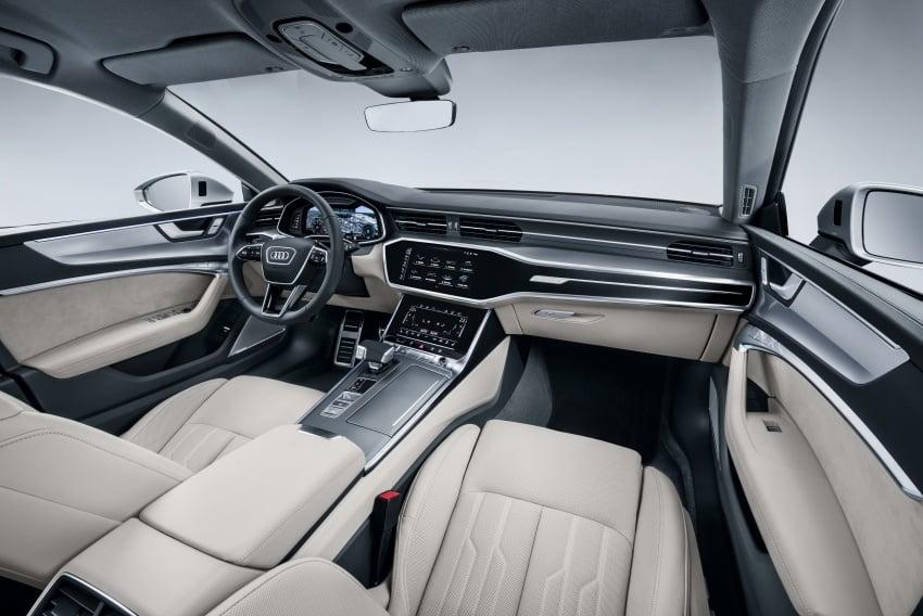 2018 Audi A7 Sportback – all models hybrid, Audi AI Image #726252