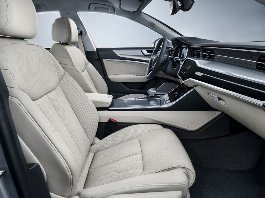 2018 Audi A7 Sportback – all models hybrid, Audi AI Image #726254