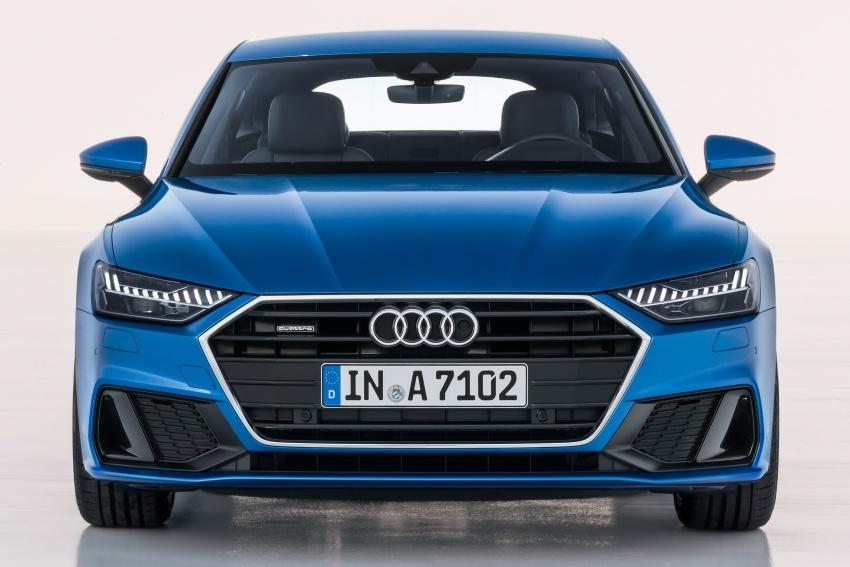 2018 Audi A7 Sportback – all models hybrid, Audi AI Image #726226