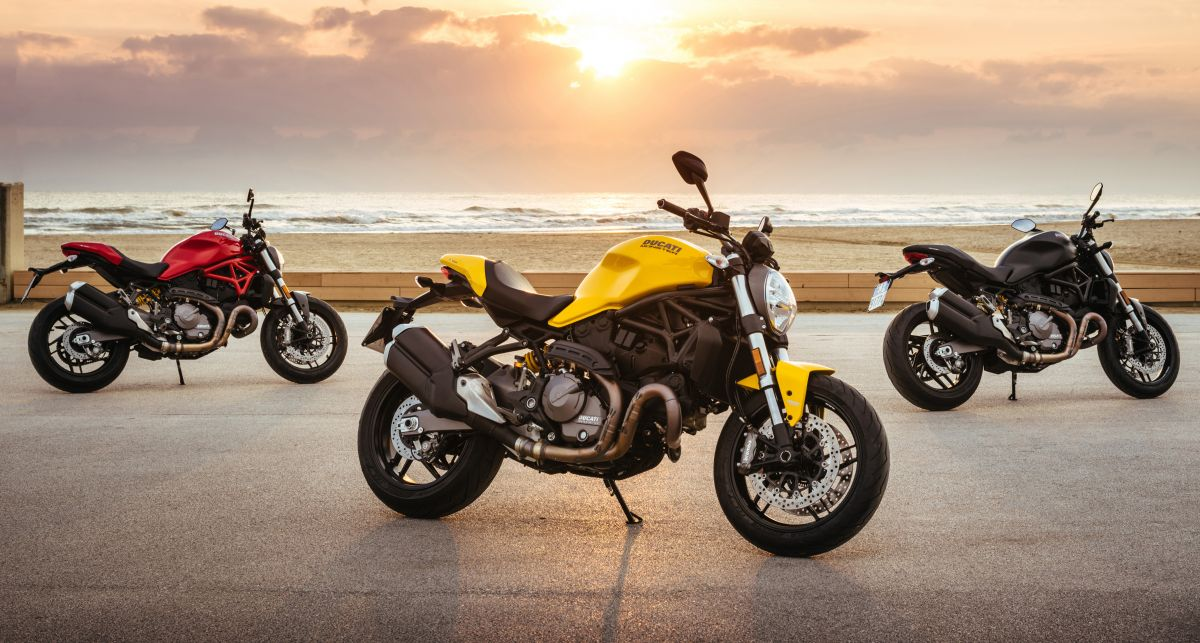 2018 Ducati Monster 821 Unveiled 109 Hp 86 Nm