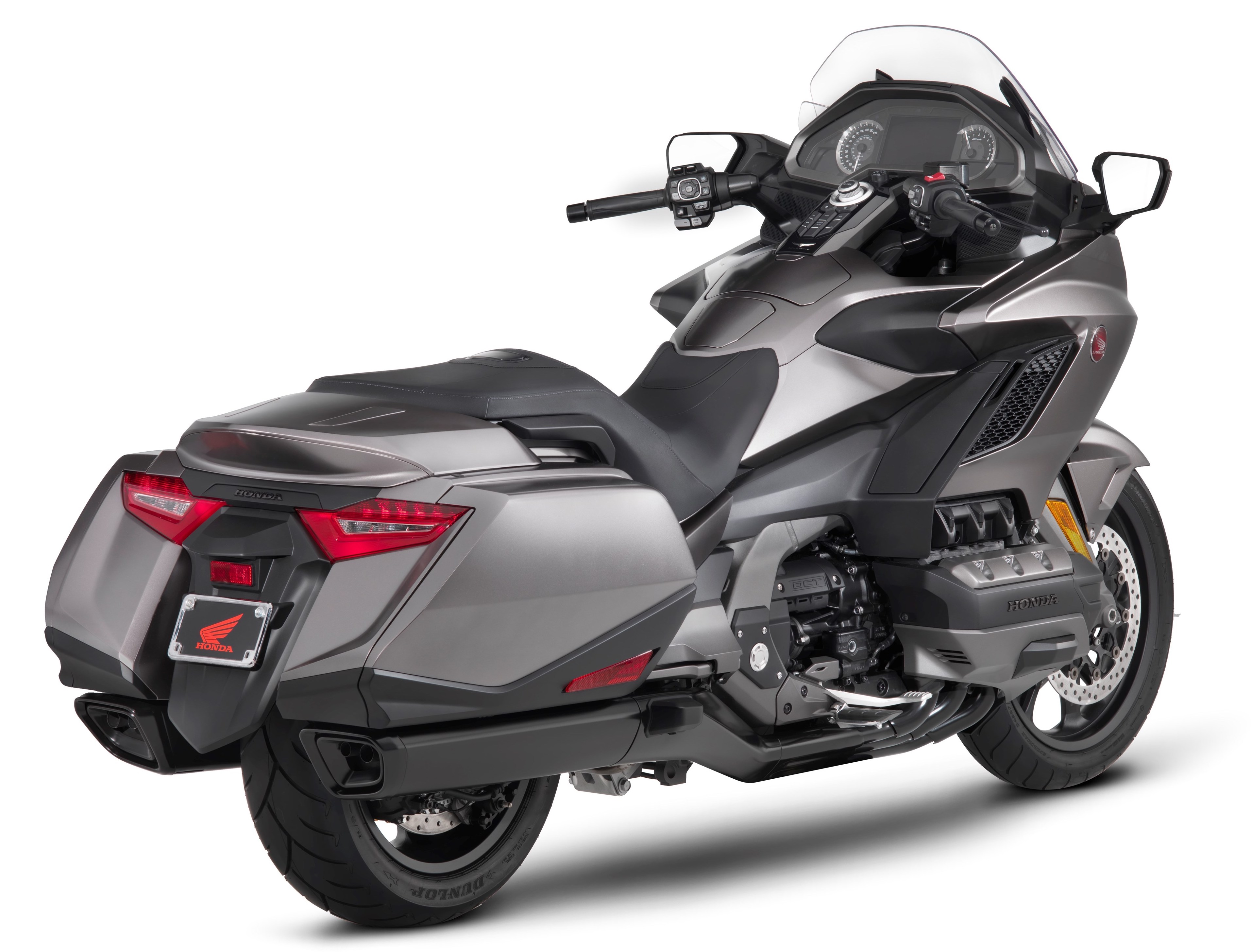 New Honda Motorcycle For