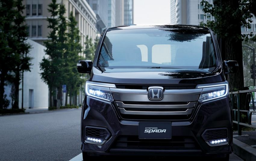 Honda StepWGN updated in Japan – Sport Hybrid i-MMD variants introduced, Sensing comes standard Image #718141