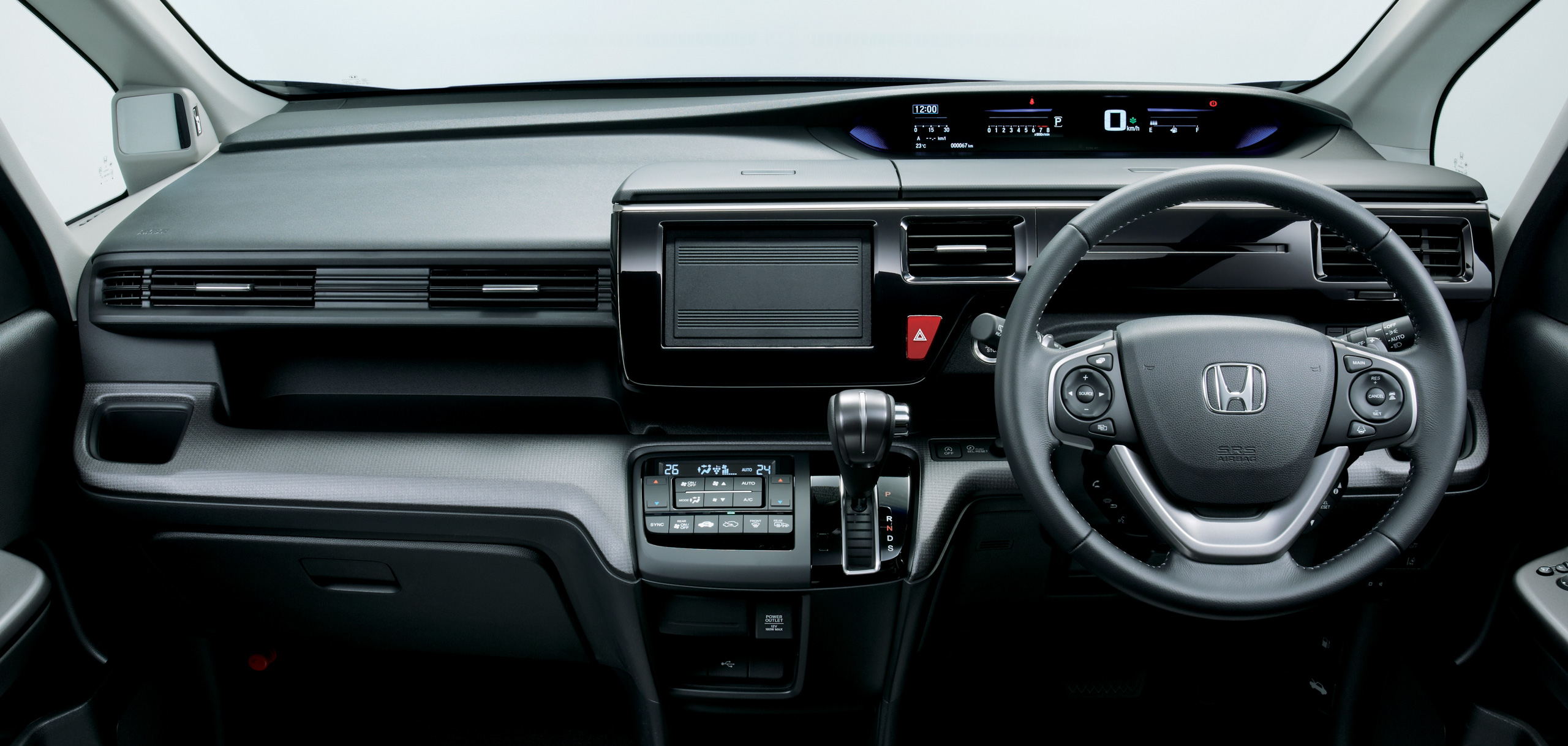 Honda Stepwgn Updated In Japan Sport Hybrid I Mmd