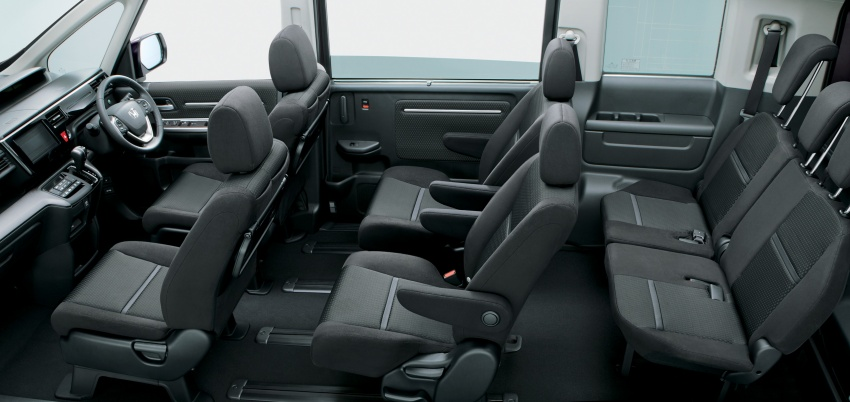 Honda StepWGN updated in Japan – Sport Hybrid i-MMD variants introduced, Sensing comes standard Image #718149