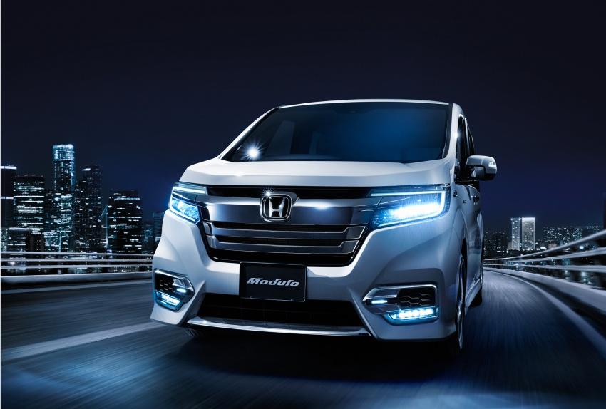 Honda StepWGN updated in Japan – Sport Hybrid i-MMD variants introduced, Sensing comes standard Image #718154
