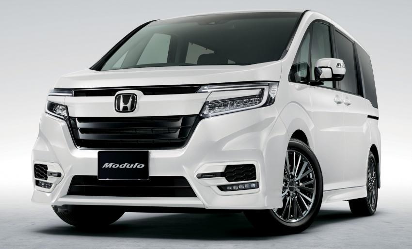 Honda StepWGN updated in Japan – Sport Hybrid i-MMD variants introduced, Sensing comes standard Image #718136