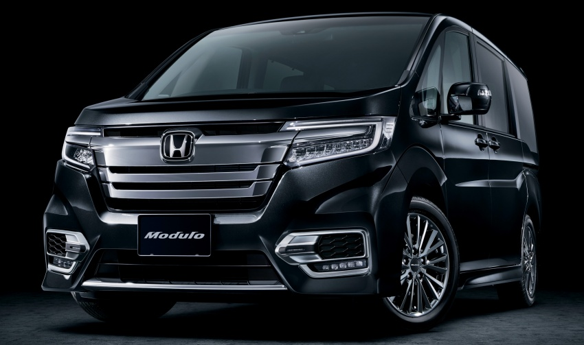 Honda StepWGN updated in Japan – Sport Hybrid i-MMD variants introduced, Sensing comes standard Image #718137